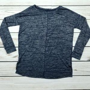 Lou and Grey LS Sweatshirt Top Pullover Medium M